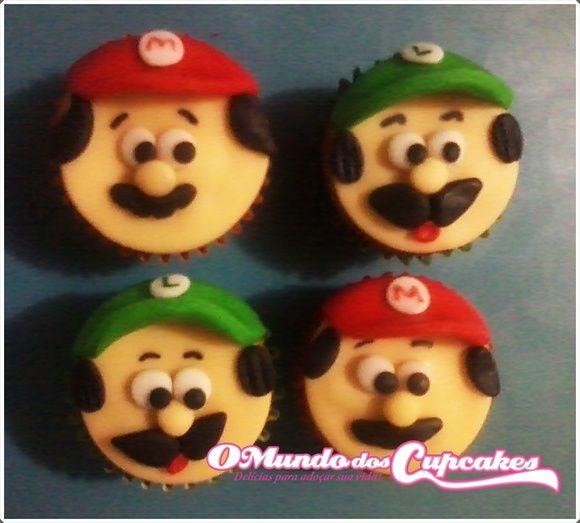 cupcake Super Mario Bros