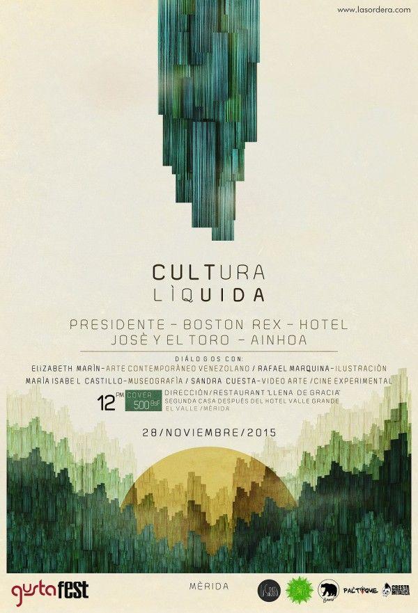 Festival Cultura Líquida en Mérida http://crestametalica.com/events/festival-cultura-liquida-en-merida/ vía @crestametalica