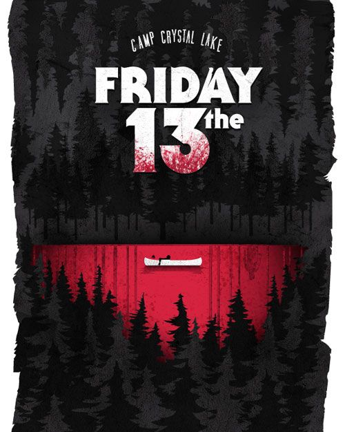Friday the 13th movie - 1980