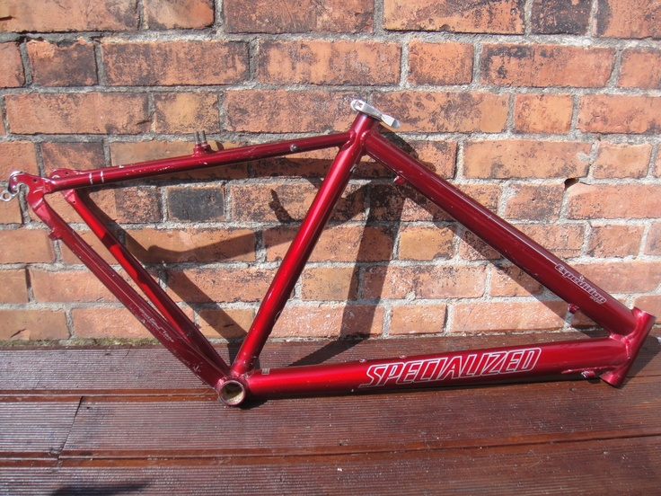 #Specialized Expedition Sport mountain bike frame Like, Repin, Share, Follow Me! Thanks!