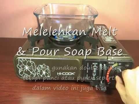 Membuat Sabun Sendiri
