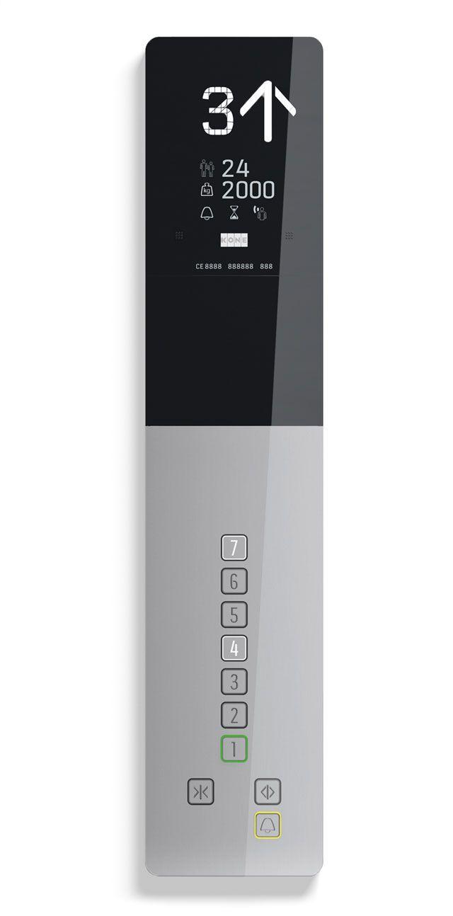 (국외정보) 엘레베이터 #인터페이스 디자인 입니다. 블랙, 그레이톤의 배치가 깔끔하며, 각각의 버튼을의 처리 역시 부드럽습니다. 또한 각 타이포와 픽토그램들의 처리, 선별 역시 잘 이루어져 있습니다.