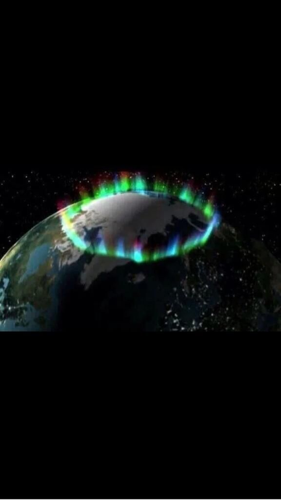 Northern Lights from Space- NASA