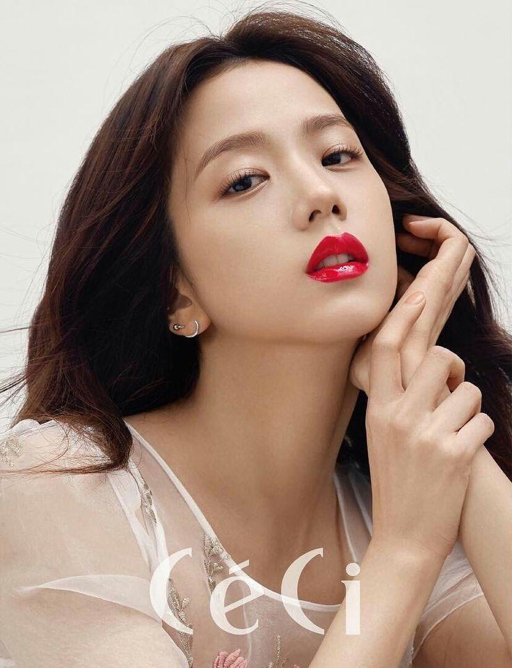 Jisoo-BLACKPINK CeCi Korea Magazine
