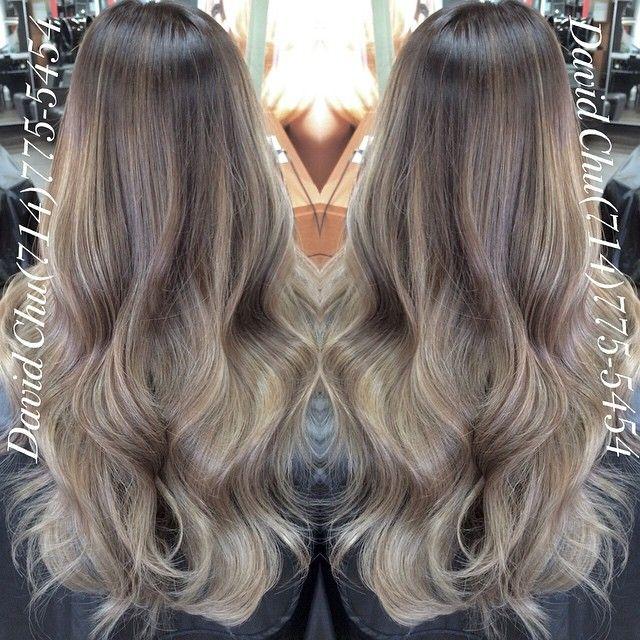 #davidchu #hair2001 #tobychu #asianblond #asianblondombre #brassyhair #ashblond #balayage #blondombre what's in style? ashhhh blond!