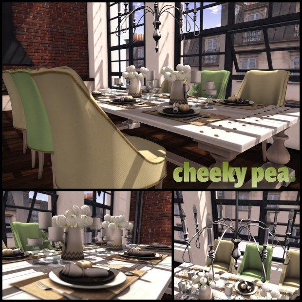 #secondlife Cheeky Pea – Virginia Dining - http://secondsocial.eu/cheeky-pea-virginia-dining/