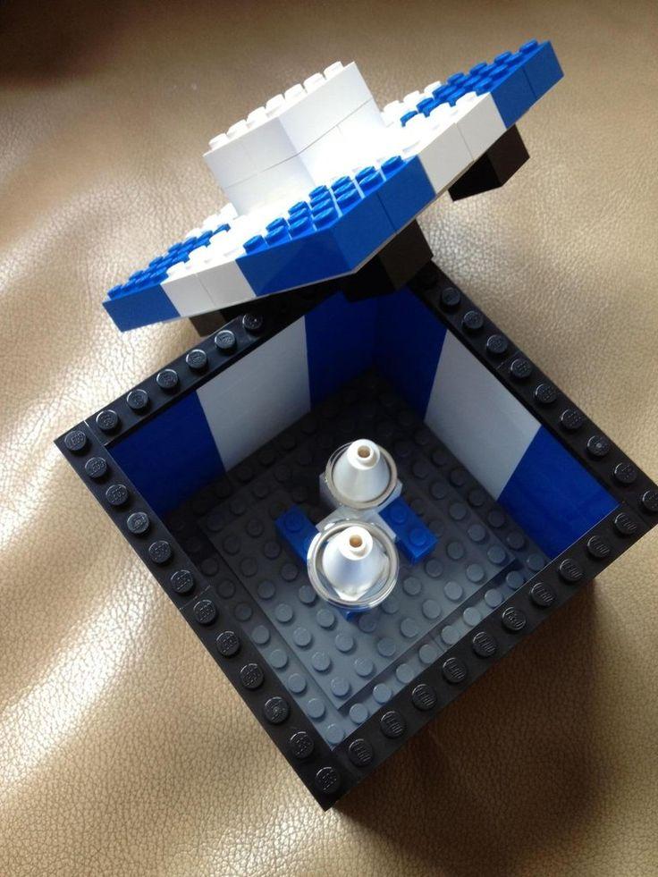 Lego Ring Bearer Box