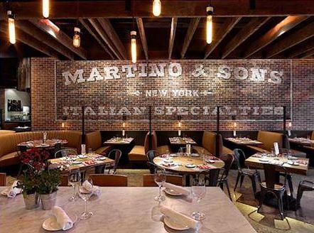 Italian restaurant, Scarsdale