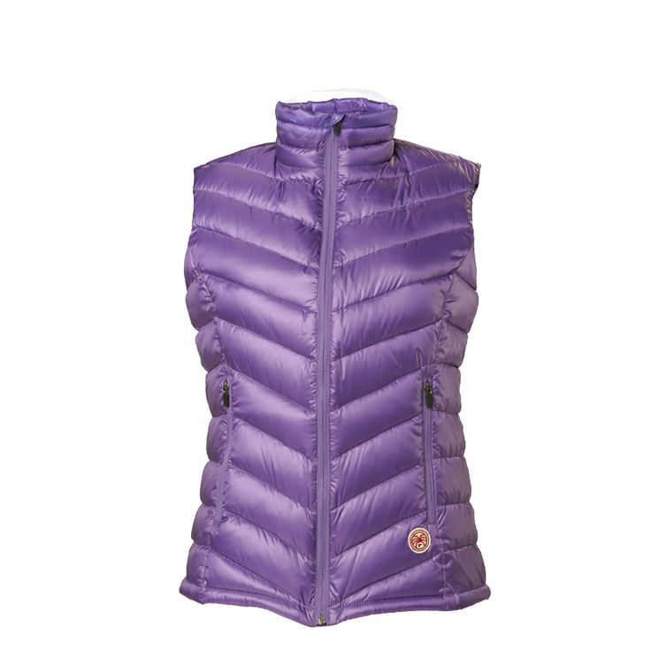 PAJAK SHADOW WMN - Down Vest filled with +750 PLATINUM Polish Goose Down / Weight: 170 [g] #pajaksport