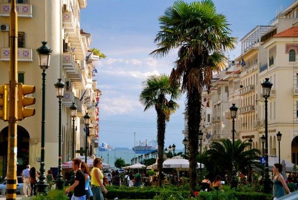 Thessaloniki, Aristotelous