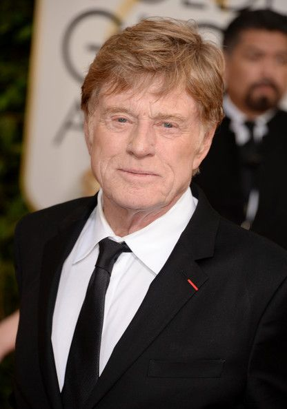Robert Redford - 71st Annual Golden Globe Awards - Arrivals