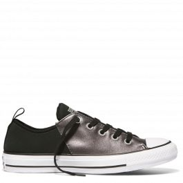 Chuck Taylor All Star Sloane Glam Leather Low Top Black