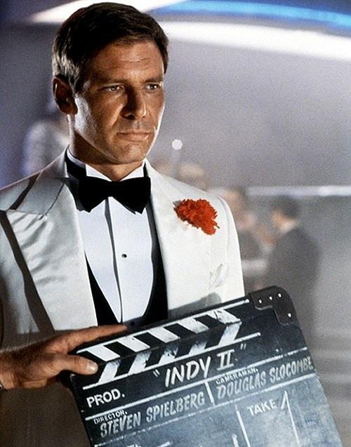 Behind the scenes of Indiana Jones