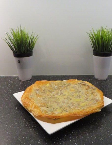 Bastilla met kip – Eten & Reizen