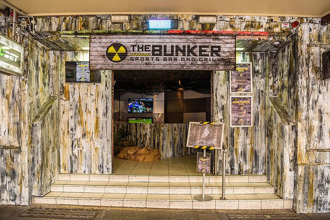 The Bunker | Sports Bar and Grill | Function venue Adelaide | Wedding