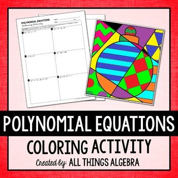 Equation, Coloring and Cubes on Pinterest