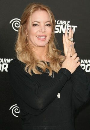 Jeanie Buss Engagement Ring Price