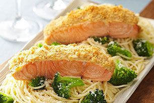 Two is better than one, so make this salmon recipe to share tonight. Wow your guest with your culinary skills!