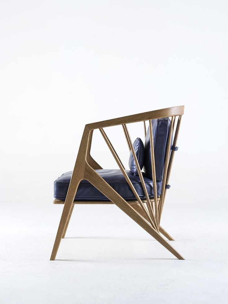 Victoria Chair. Design by Sergio Vergara. Zientte.