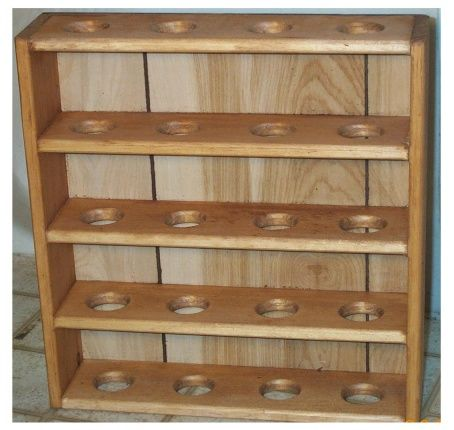 Bo - Baseball Shelf - get unstained