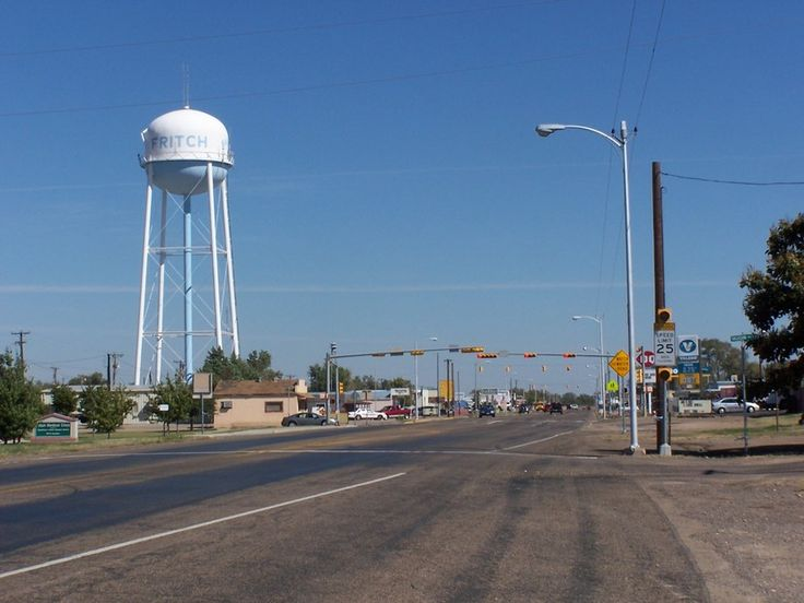 Fritch has been home for most of my life. It's a great town filled with great people!
