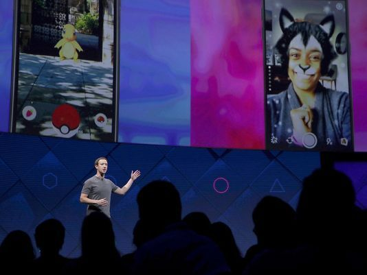 It seems almost anything that puts silly images over pictures or video is now being (unrightfully) elevated to the status of augmented reality.