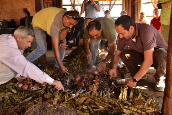 Lunch with the locals: Curanto on Chiloé Island