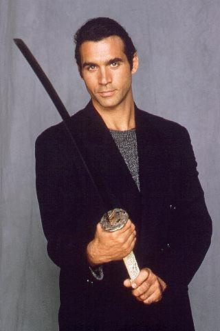 Adrian Paul as Duncan McLeod of the Clan McLeod on Highlander: The Series