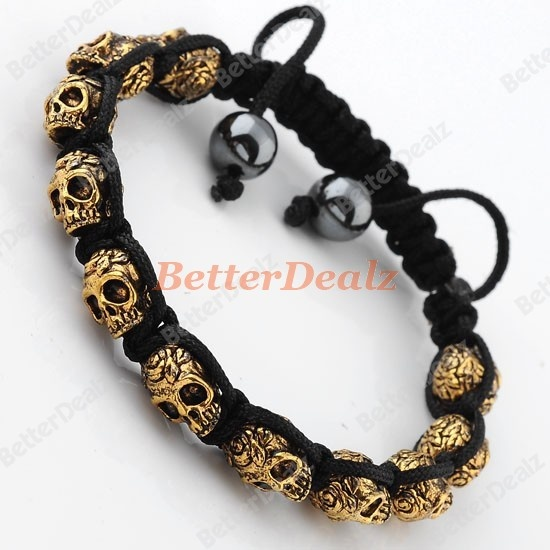 145 best Skull Bracelets Mens skull bracelets Skull jewelry for
