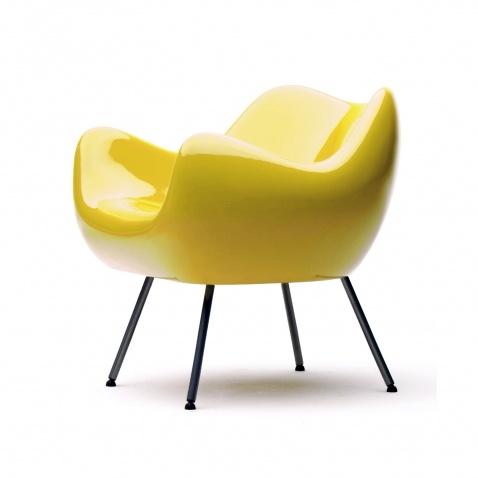 Fotel RM58 - projekt: Roman Modzelewski / firma VZÓR