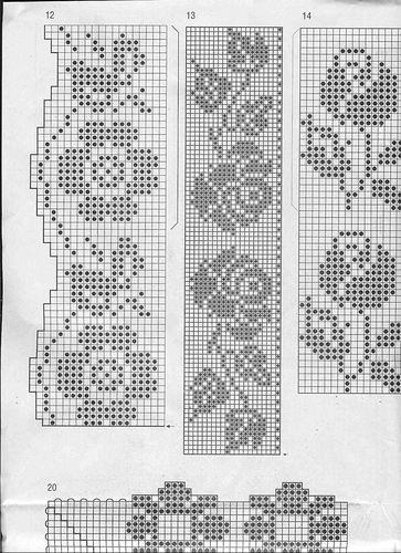 Журнал: Elena Crochet D`Art (вязание для уюта) - Вяжем сети - ТВОРЧЕСТВО РУК - Каталог статей - ЛИНИИ ЖИЗНИ