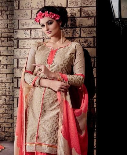 #VYOMINI - #FashionForTheBeautifulIndianGirl #MakeInIndia #OnlineShopping #Discounts #Women #Style #EthnicWear #OOTD #Suit Only Rs 891/, get Rs 235/ #CashBack, ☎+91-9810188757 / +91-9811438585