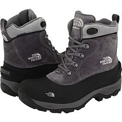 Winter Boots for Men: The North Face 'Chilkats' - Insulated Winter Boots