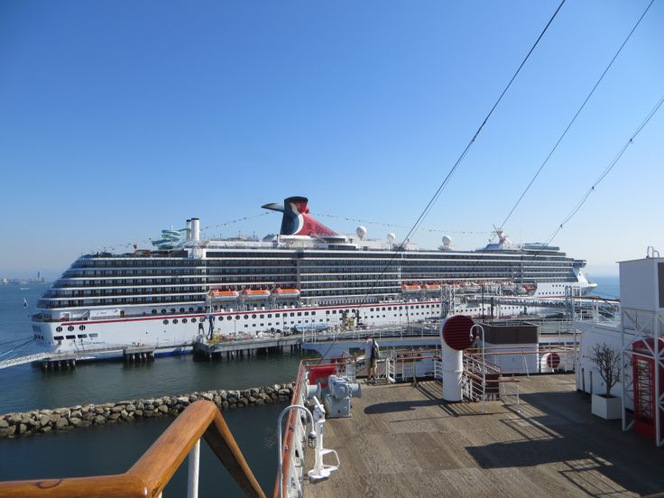 Carnival Cruise Line Long Beach California 2017  Punchaoscom