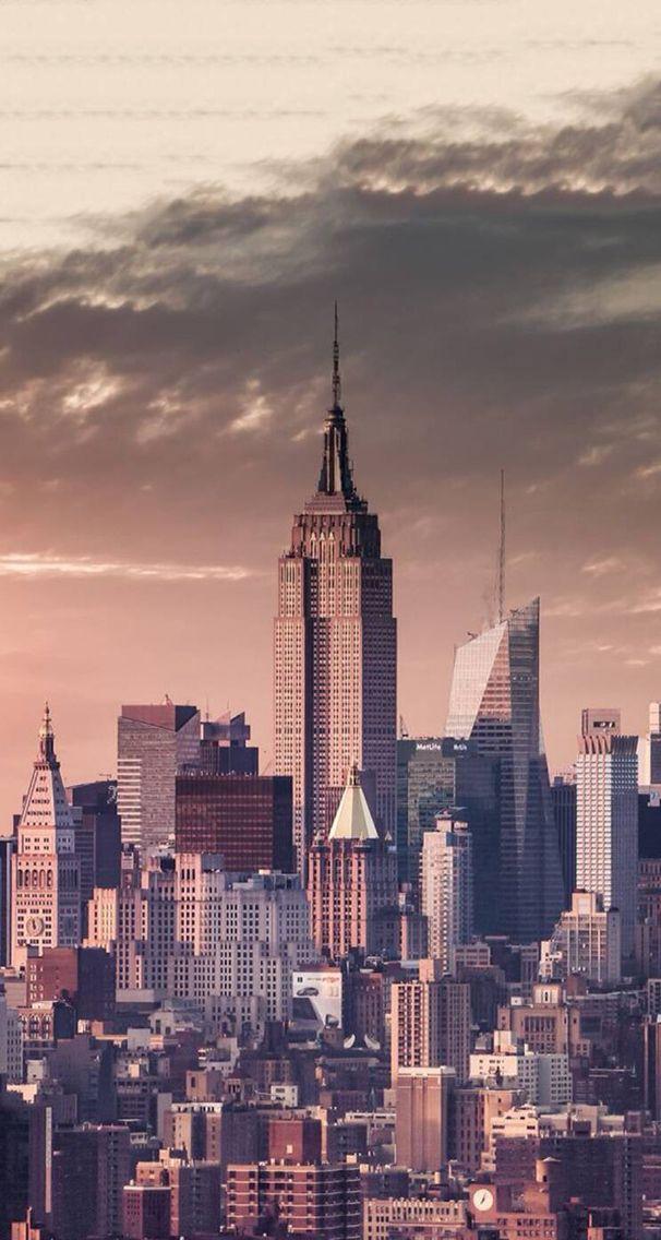 Vintage New York City Lockscreen