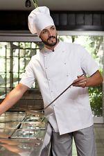 PAGAMENTO ANCHE ALLA CONSEGNA Giacca Uomo Cuoco Chef da lavoro Ristorante Cucina Abbigliamento Abiti