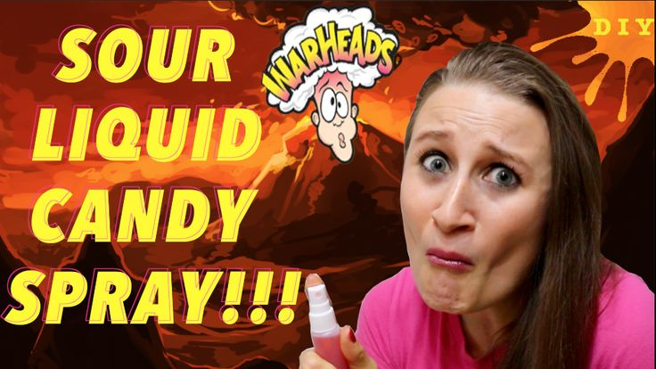 Do you love sour candy? Learn how to make sour candy spray! This portable liquid candy is super delicious and is so easy to make! You will never pay for store bought spray after you try this awesome DIY!
