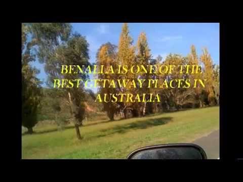 Travel Benalla Australia