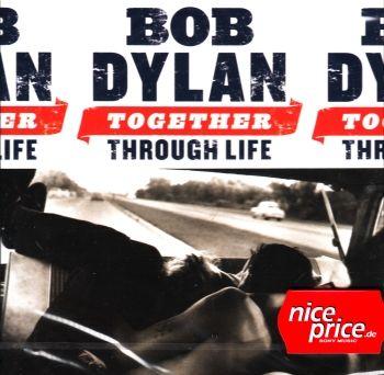 Řadové album zpěváka Bob Dylan - Together Through Life na cd
