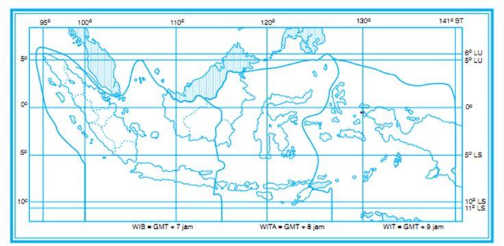 letak geografis