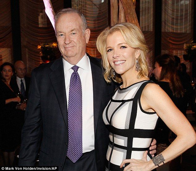Bill O'Reilly says protecting Megyn Kelly from Trump was not his job