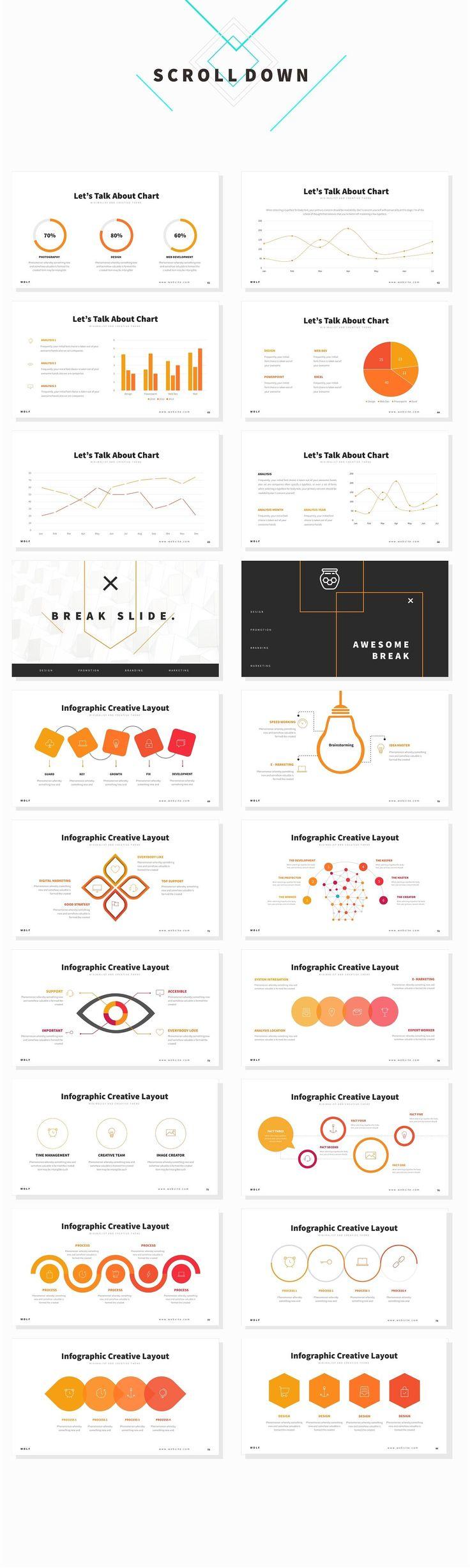 Honey Multipurpose Theme by shiroyura on @creativemarket