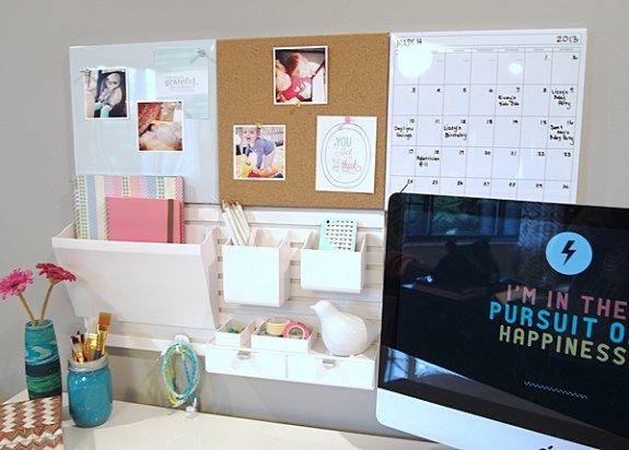 Office Makeover + Giveaway | Cape27Blog.com