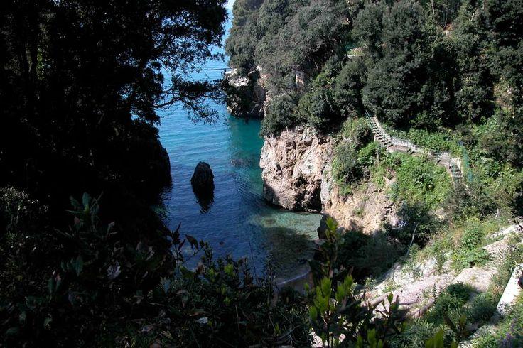 Porzione di villa sul mare: Lerici - case in affitto a Lerici