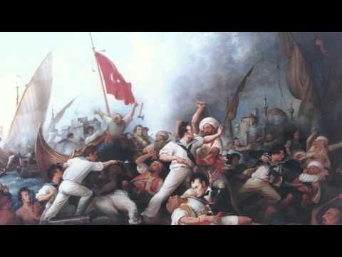 Hey Obama! Here's How Islam was Woven Into the Fabric of Our Country - It's Called the Barbary Wars -