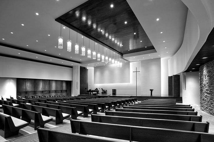 Tampa Covenant Church Alfonso Architects