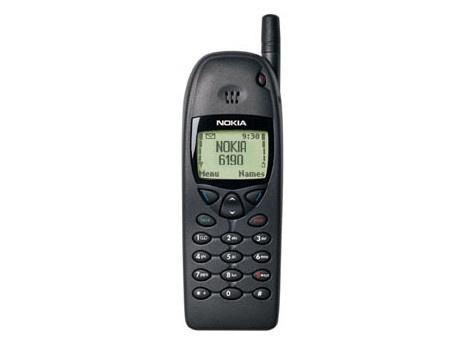 Nokia 6190. Móvil GSM 1900 MHz