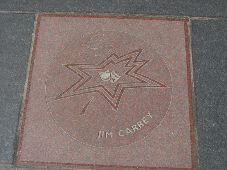 Jim Carrey - Canada's Walk of Fame