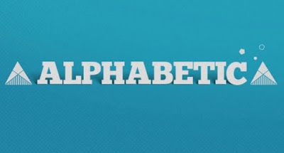 A very cool animated alphabet!
