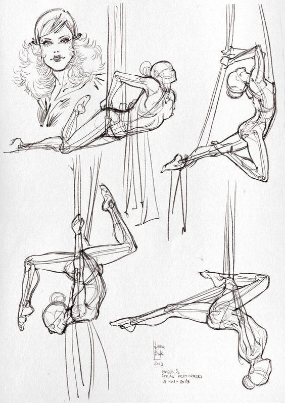 111 créations folles, des choses cool à dessiner aujourd'hui 68  Art Corporel